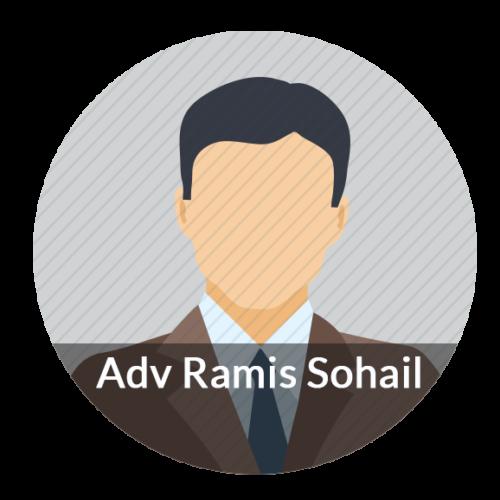 Advocate Ramis Sohail