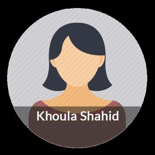 Khoula Shahid