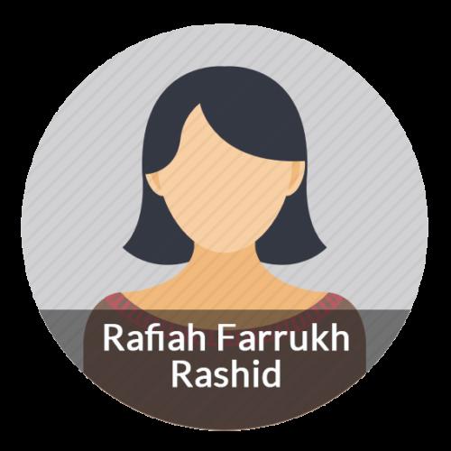 Rafiah Farrukh Rashid