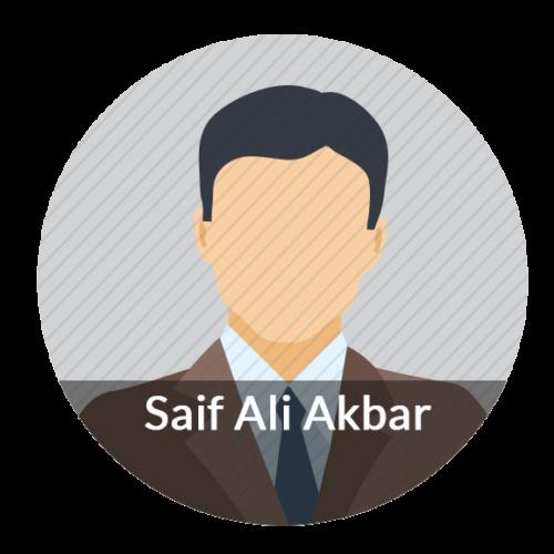 Saiff Ali Akbar