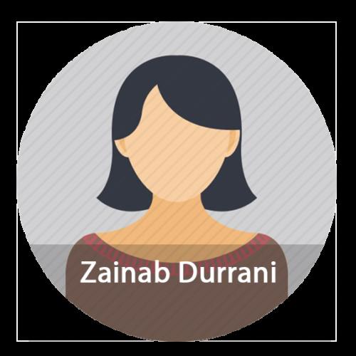 Zainab Durrani