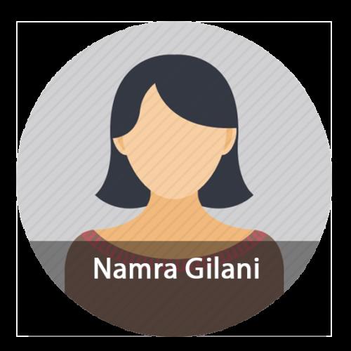 Namra Gilani