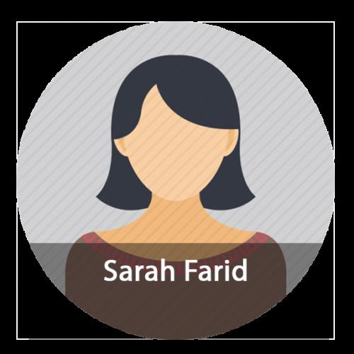 Sarah Farid