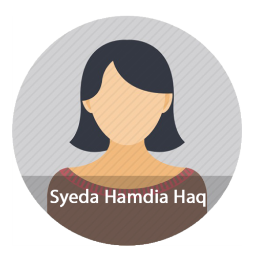 Syeda Hamdia Haq